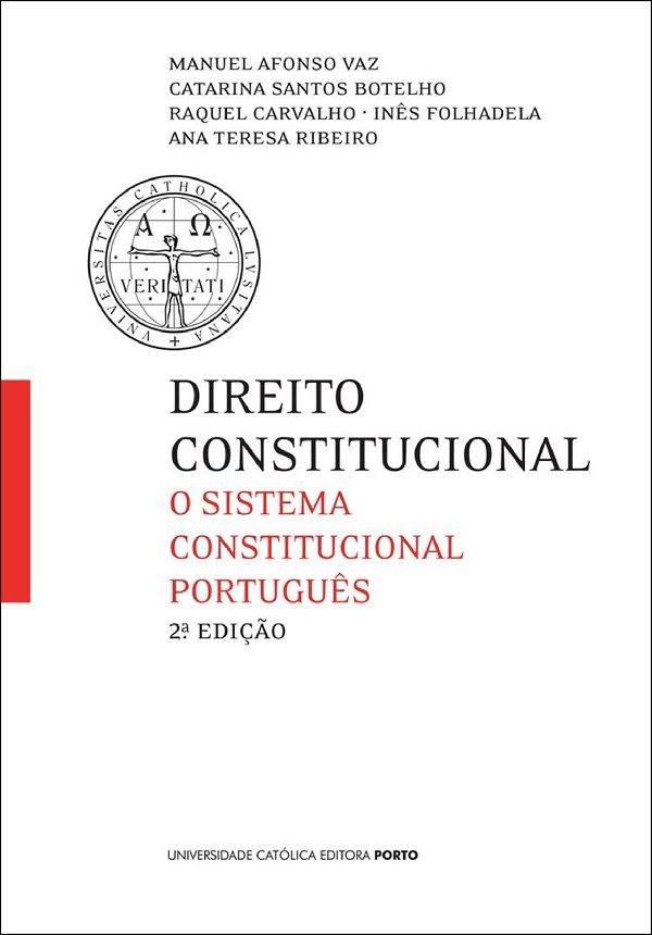 Direito Constitucional O sistema constitucional português